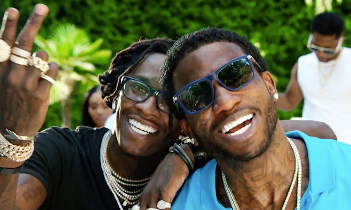 Gucci Mane & Young Thug Fighting To Sign Gunna For $1