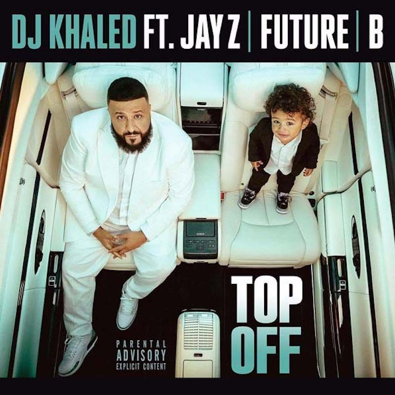 DJ Khaled ensnares Beyoncé, JAY-Z & Future for new single, 'Top Off'