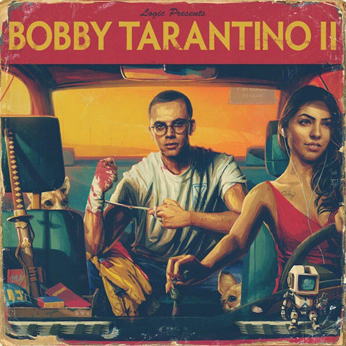 logic bobby tarantino 2 cover