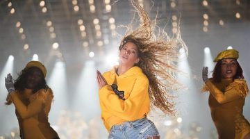 Beyonce Pays Homage To Dancehall & Jamaica At Coachella