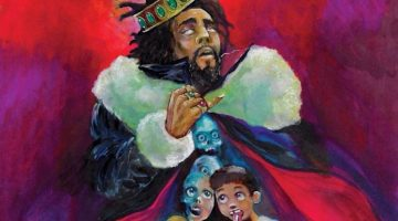 "Listen: J. Cole Drops New Album ""Kids On Drugs"" (K.O.D)"