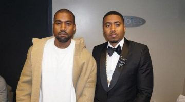 Kanye West Says He Is Producing Nas Album Due June 15