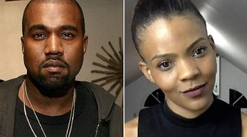 Kanye West Gets Hammered For Supporting Candace Owens