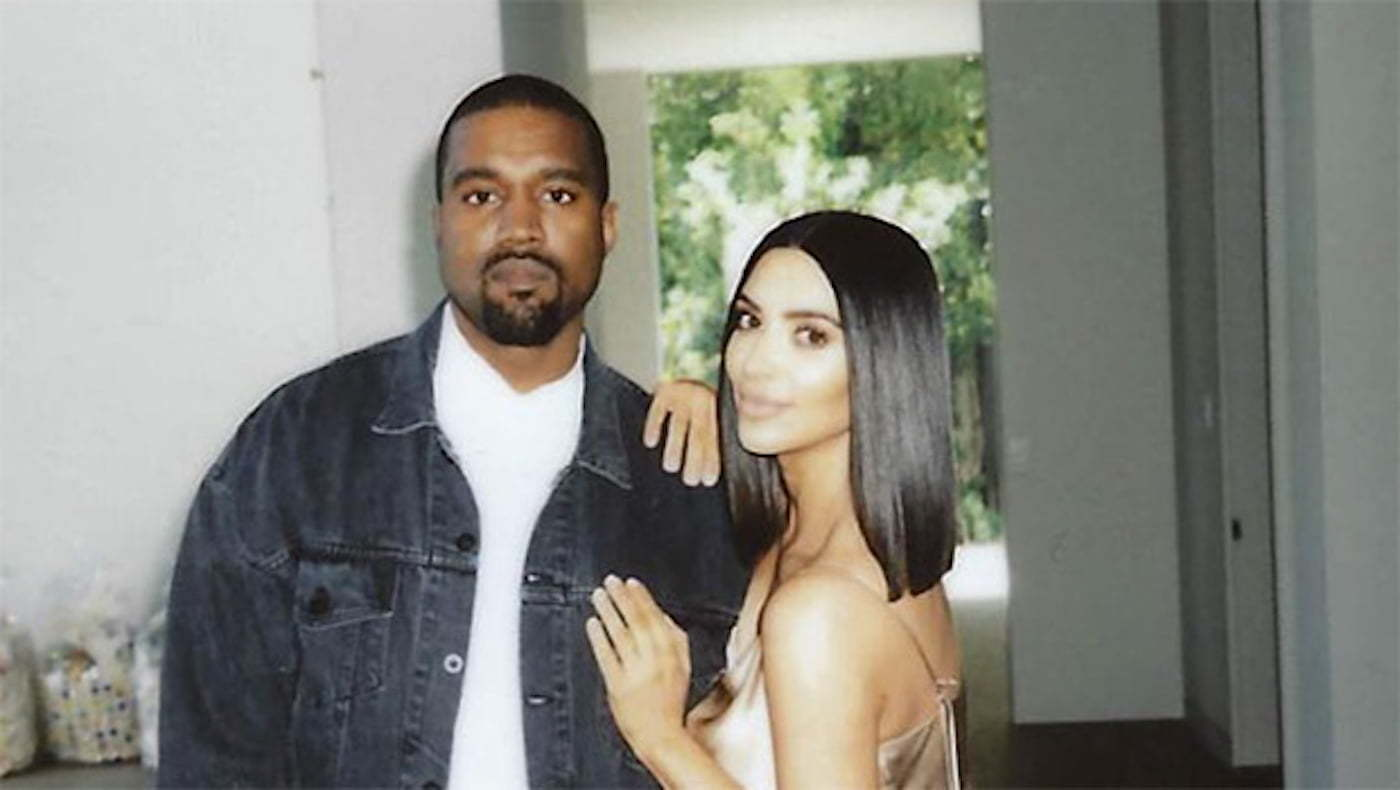 Kanye West and Kim Kardashian Shares More Photo Of Baby