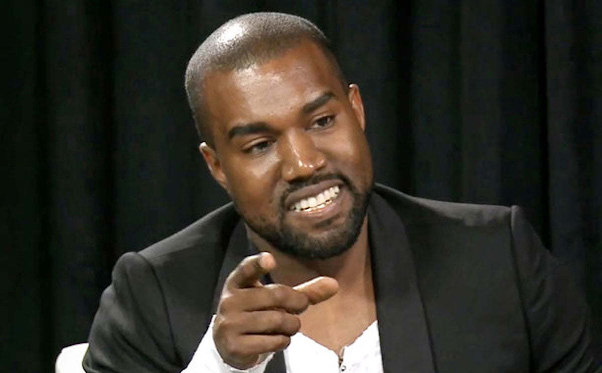 """e94fabf2f98e Kanye West Trolls Ebro On """"Lift Yourself"""" Here Is How Twitter Responded"""