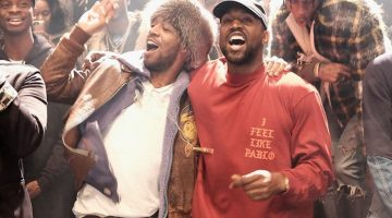 "Kanye West Says ""Kids See Ghost"" Short Film Coming With Kid Cudi"