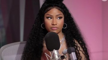 Nicki Minaj Says Drake & Meek Mill Have Moved On From Beef