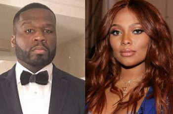 50 Cent and Teairra Mari
