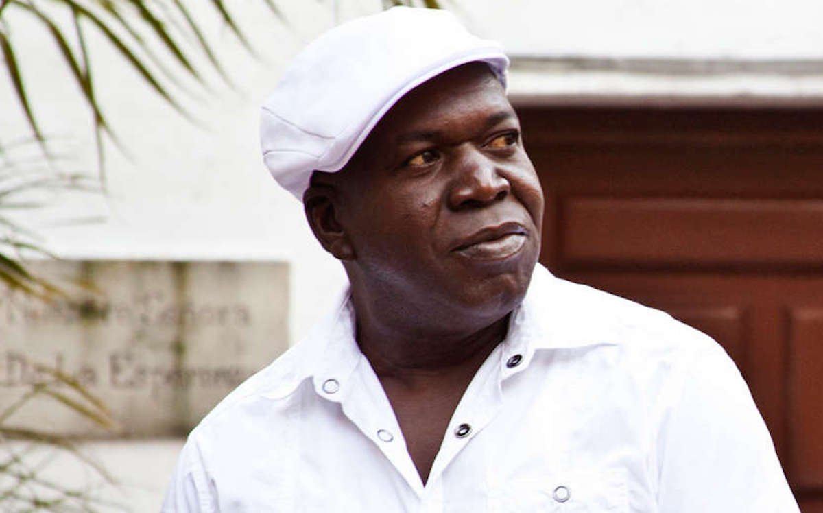 Barrington Levy reggae singer