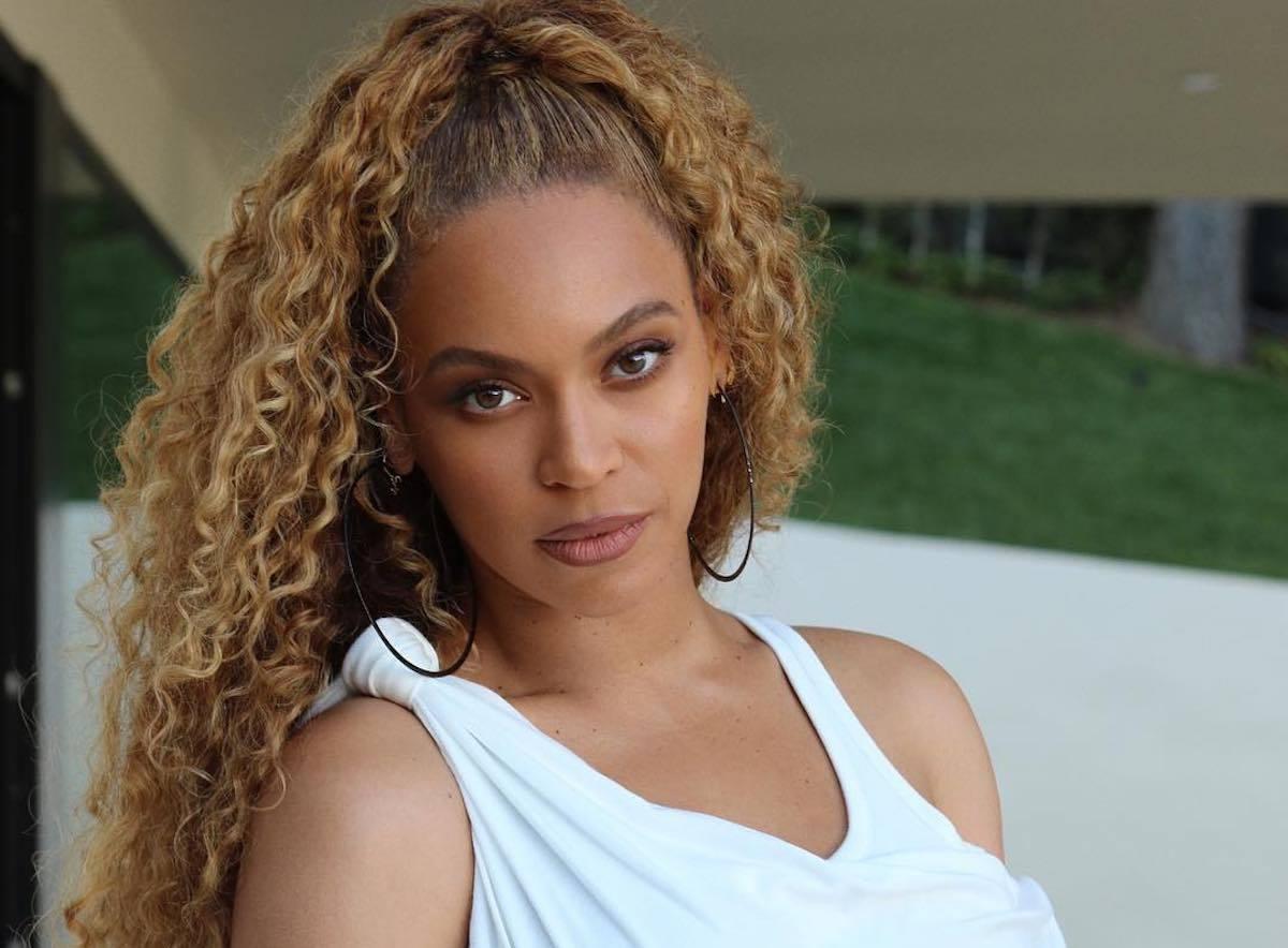 Beyonce church