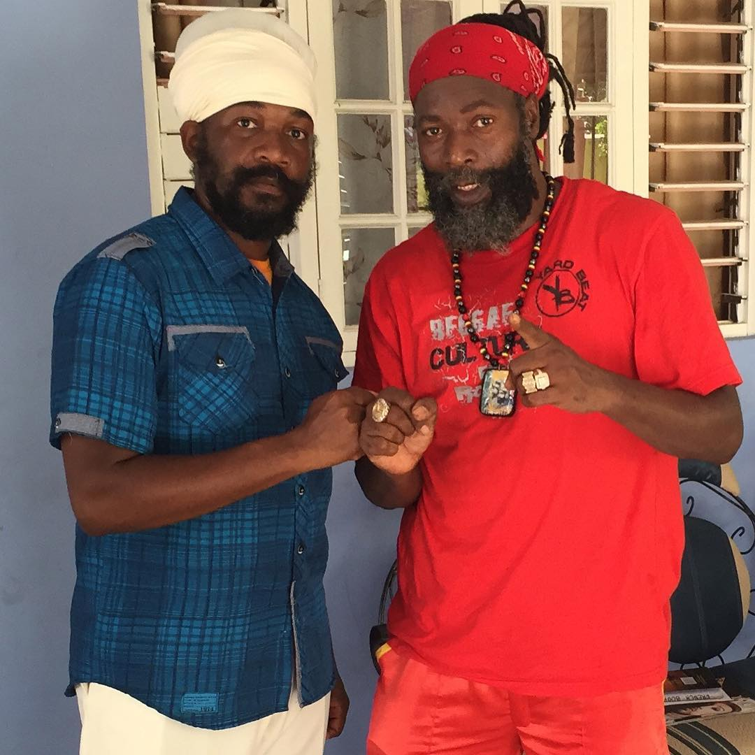 Biggaton and Capleton