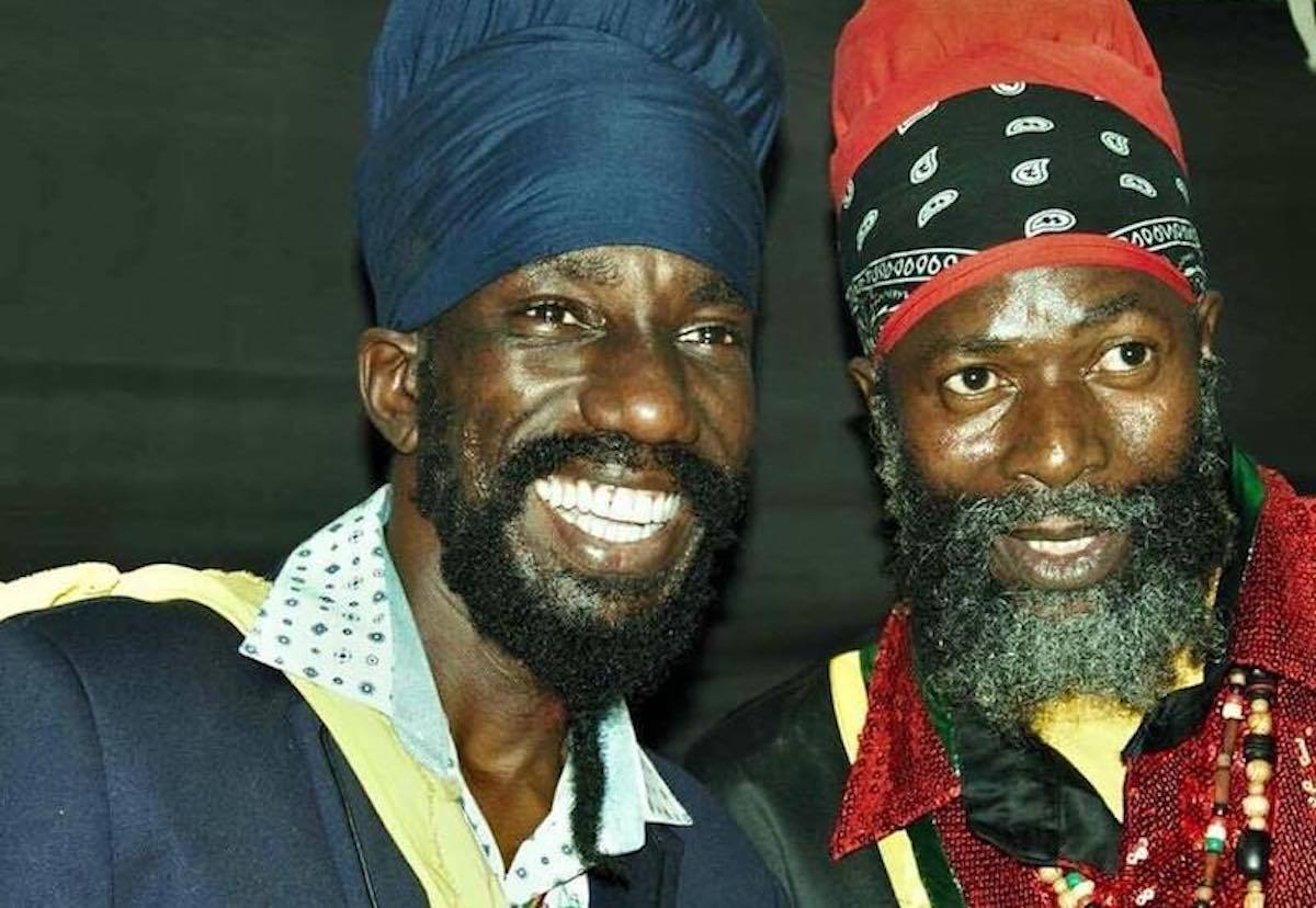 Sizzla and Capleton