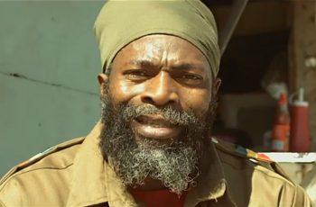 Reggae artist Capleton