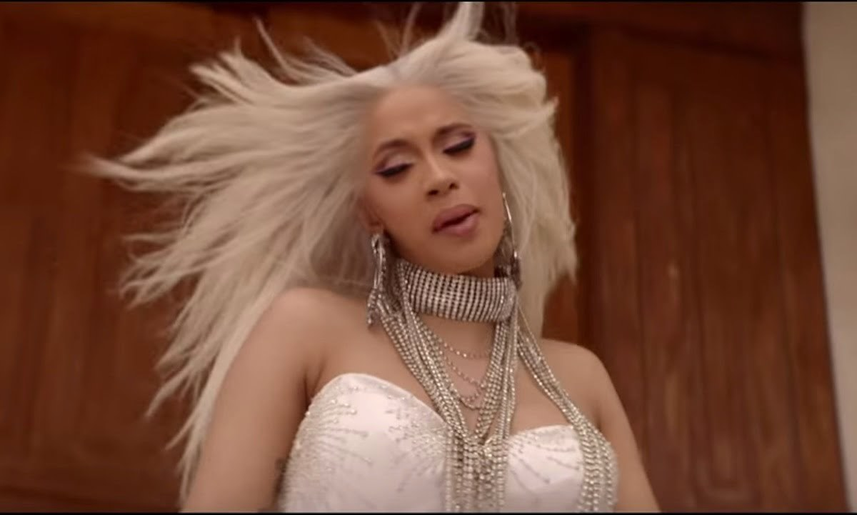 Cardi B Be Careful video
