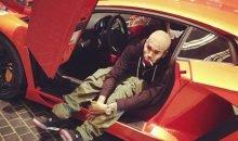 Chris Brown car collection