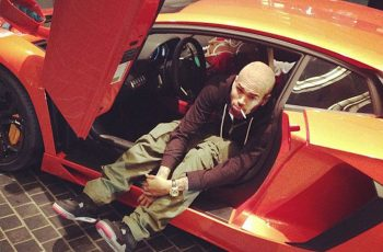 Chris Brown car collection