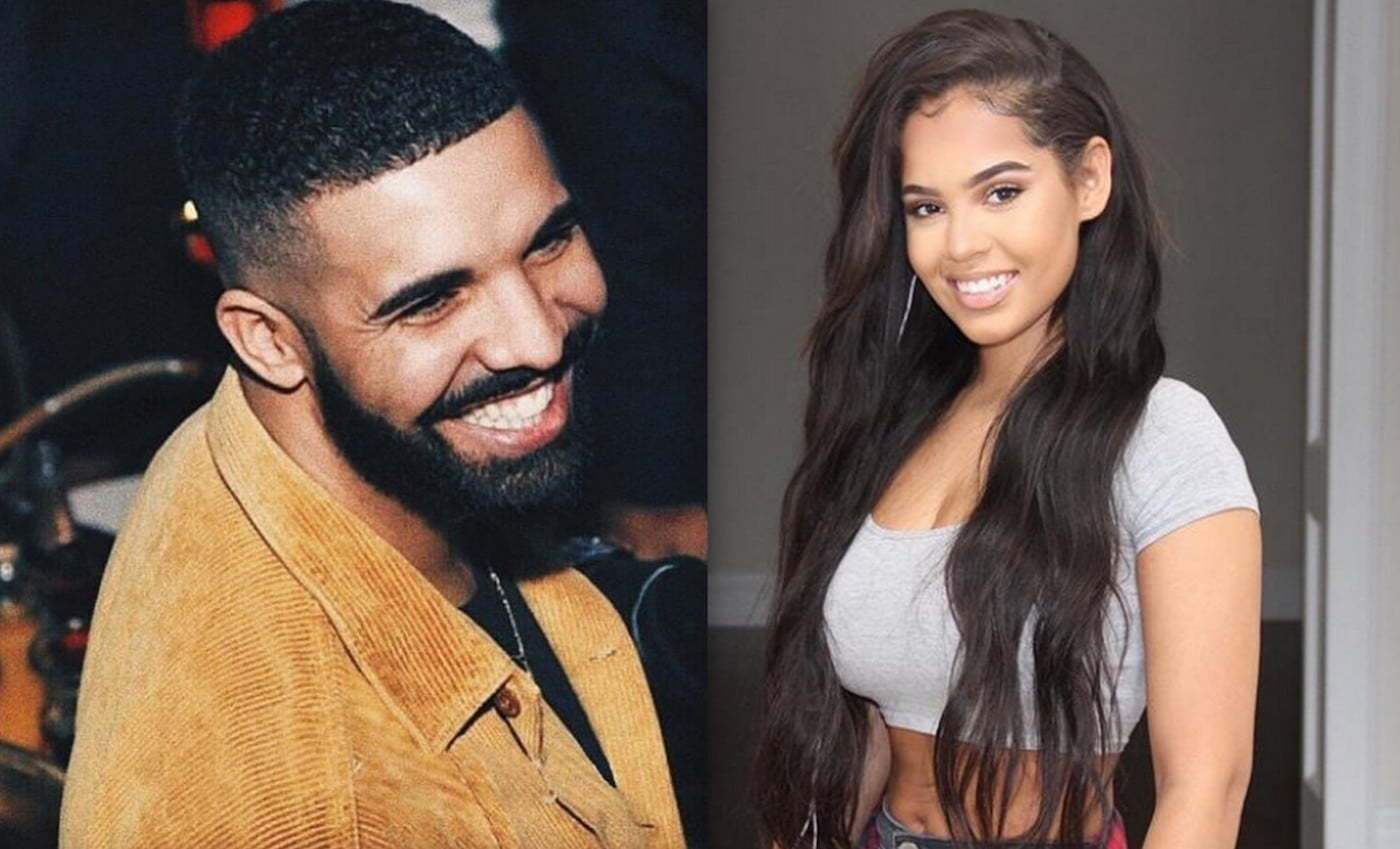 Drake and his girlfriend Malaika Terry