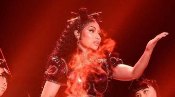 Nicki Minaj Accused Of Culturally Appropriating Asian Culture on SNL