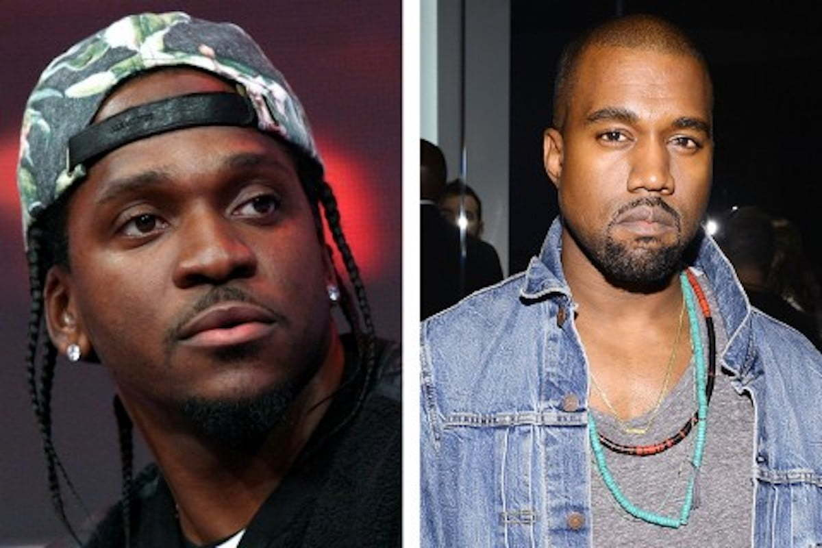 Pusha-T Drops New Album 'Daytona' Featuring Kanye West and Rick Ross