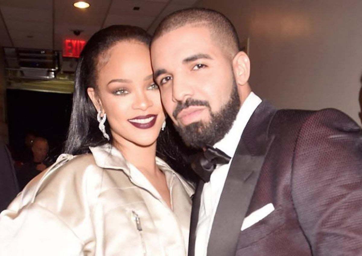 Rihanna: Drake's Love-Declaring 2016 VMAs Speech Was 'Uncomfortable'