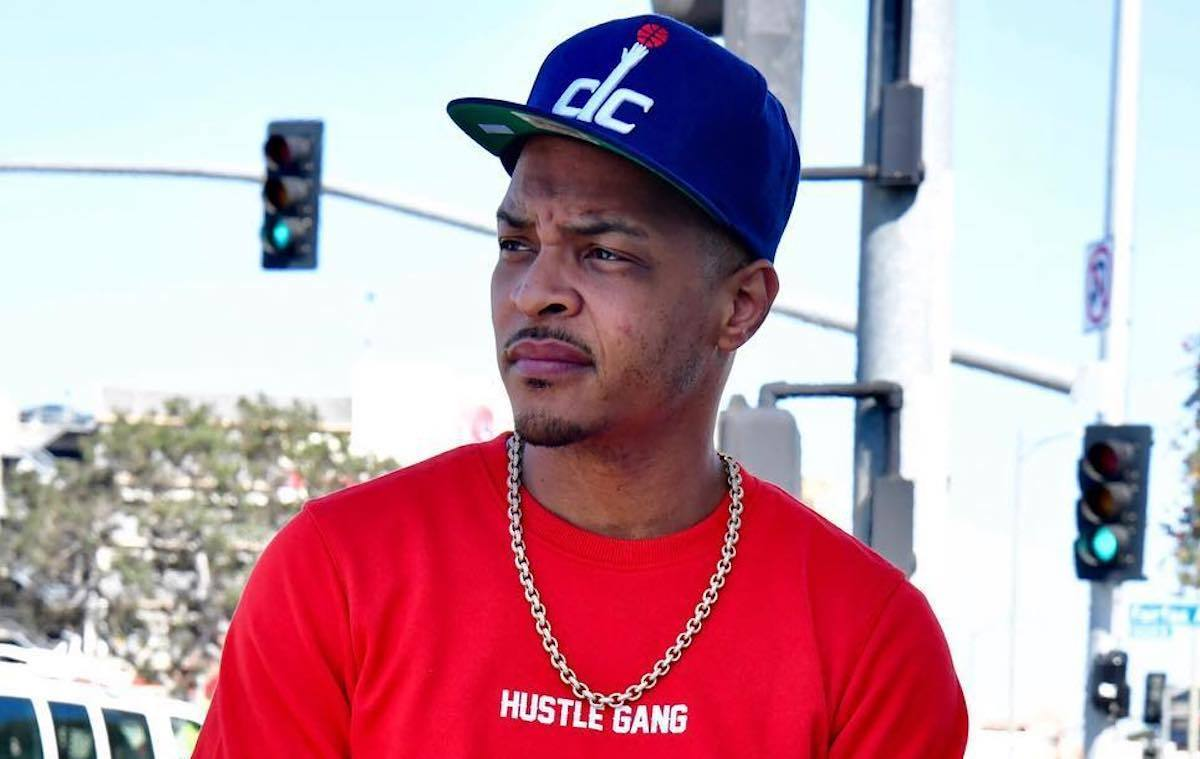Rapper TI arrested outside his gated community near Atlanta