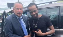 Tommy Lee Sparta and Tom Tavares-Finson