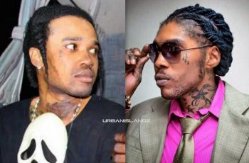 Tommy Lee Sparta and Vybz Kartel