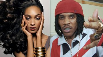 Vybz Kartel Attacks Weave Wearing Black Women Who Criticize His White Girlfriend