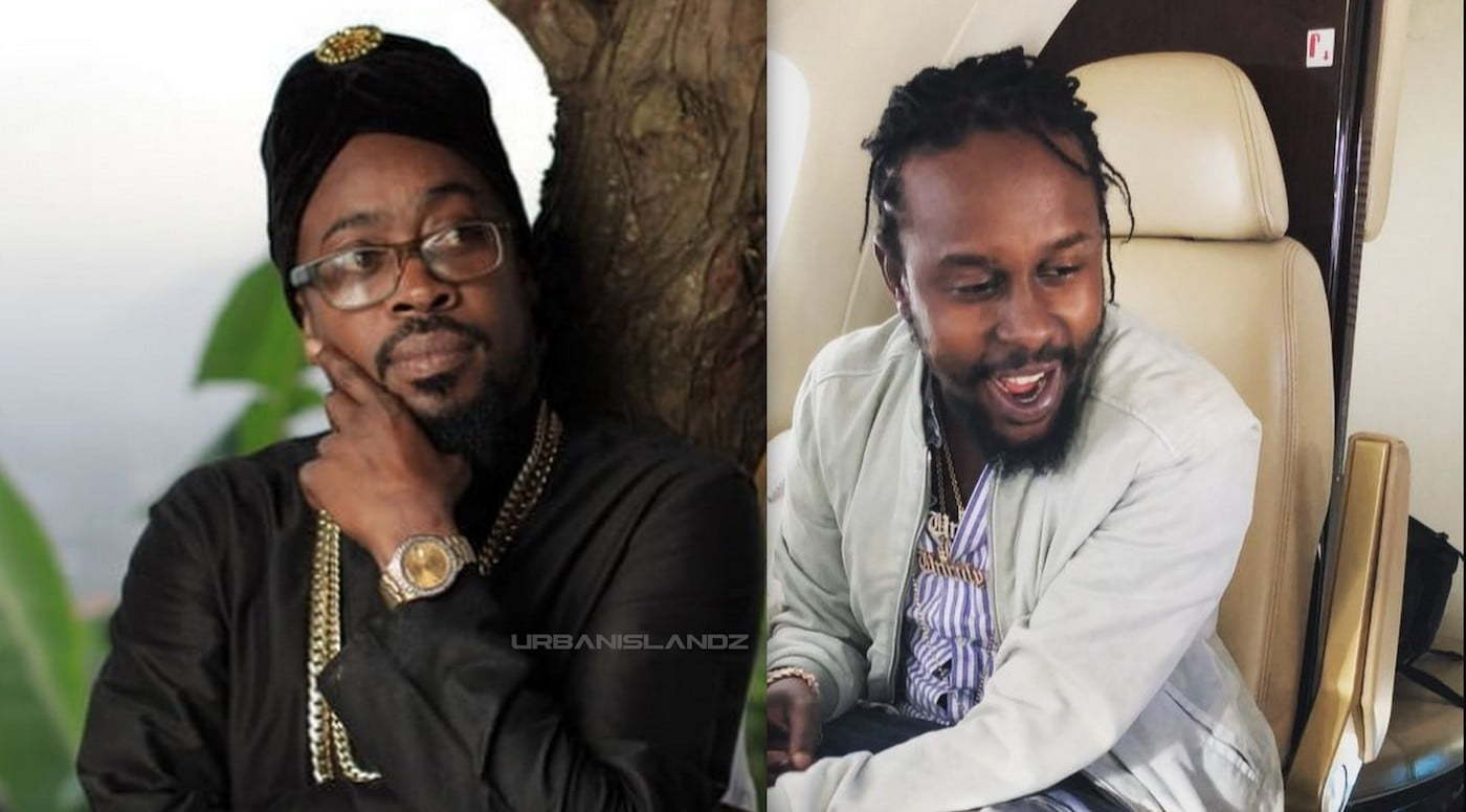 Beenie Man and Popcaan