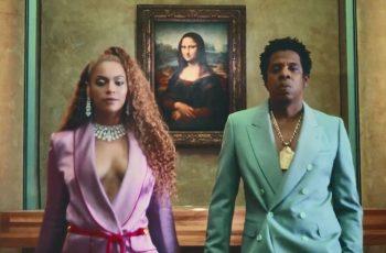 Beyonce JAY-Z mona lisa