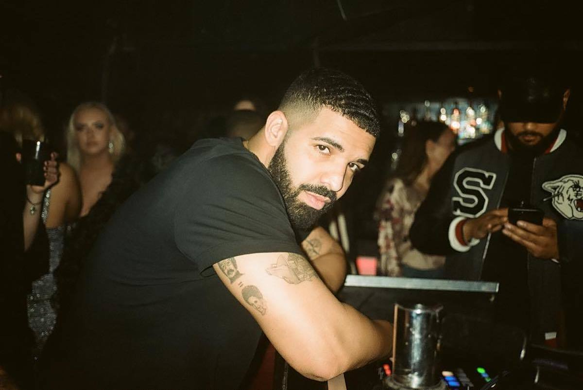 Drake Back On Instagram After Going Ghost Over Pusha T Diss