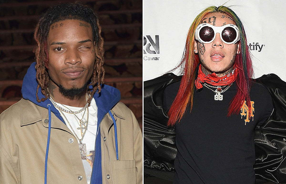 Fetty Wap and Tekashi 6ix9ine