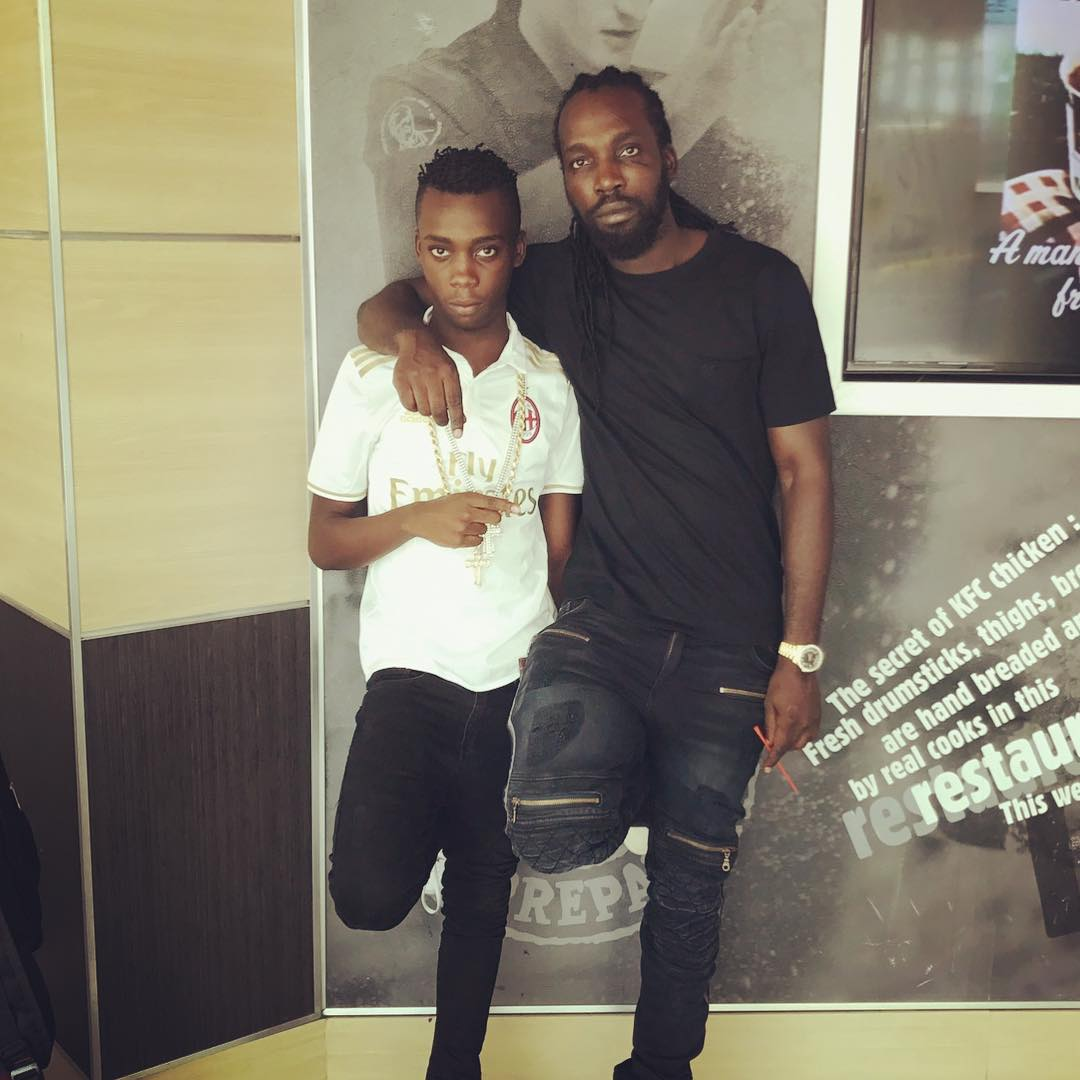 Mavado Dedicates A Prayer To His Son Facing Murder Charge - Urban Islandz