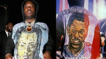 Meek Mill Pays Homage To XXXTentacion & Jimmy Wopo During Powerful Performance
