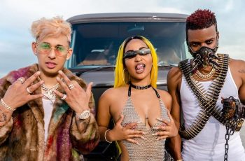 Rvssian Shenseea and Konshens