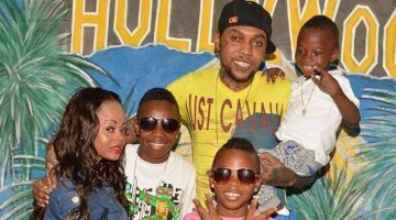 Vybz Kartel Smack Down Fan For Saying This About His Kids