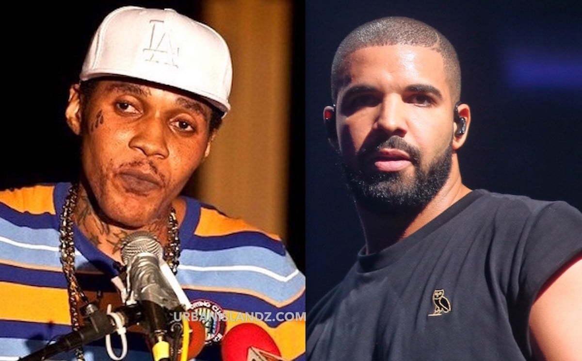 Vybz Kartel and Drake