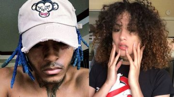 XXXTentacion's Ex-Girlfriend Geneva Kicked Out Of His Vigil