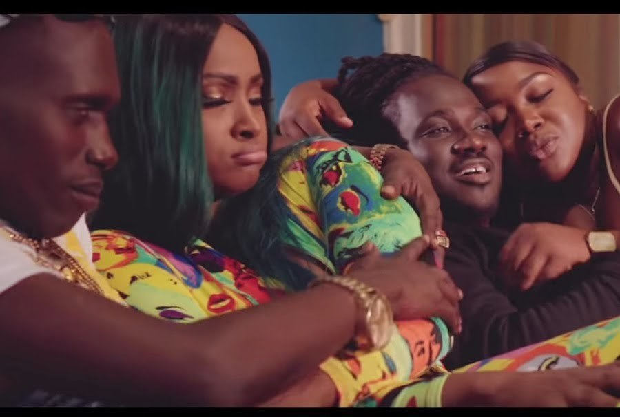 Watch I-Octane and Yanique Curvy Diva