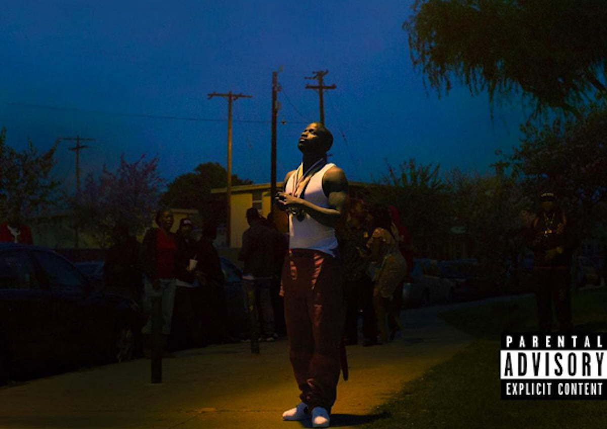 Jay Rock Redemption album