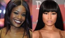 Azealia Banks and Nicki Minaj