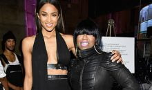 Ciara and Missy Elliott