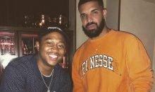 Drake and Shiggy