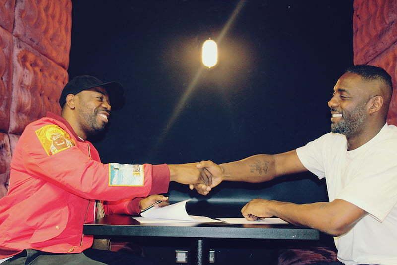 Idris Elba Launches 7Wallace Music Record Label Signs First Artist - Urban Islandz