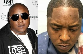 Jadakiss hairline