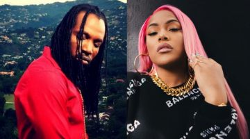 "Listen Mavado & Stefflon Don New Song ""Diamond Body"""