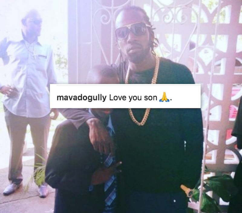 Mavado Sends Prayers Up For Teenage Son In Jail Facing Murder Charge - Urban Islandz
