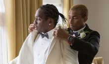 Pusha T wedding Pharrell Williams