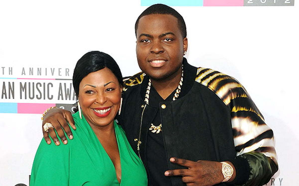 Sean Kingston and Mama Kingston