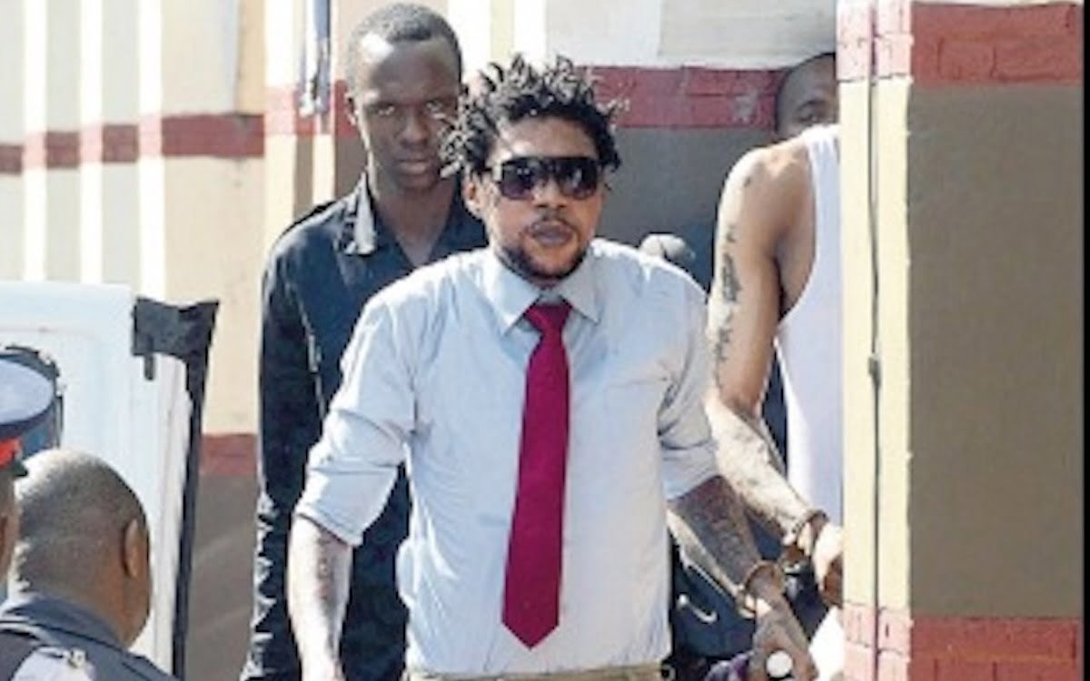 Vybz Kartel court case